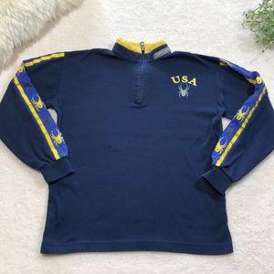 Spyder Boys Pullover Long Sleeve Shirt